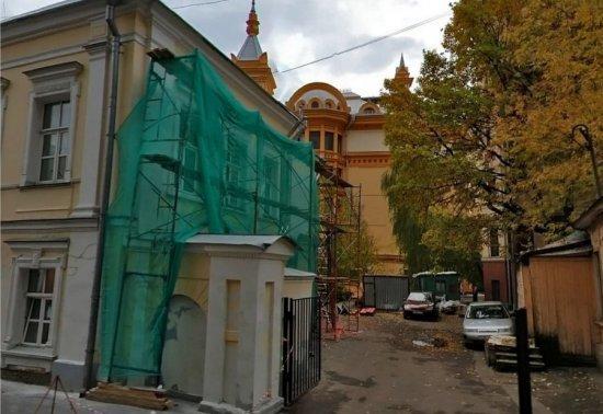 Улица малая полянка 2 аренда офиса аренда офисов каменск-уральский